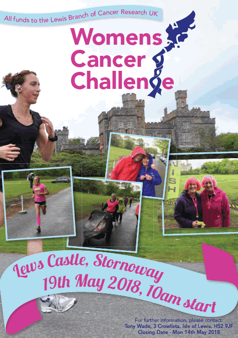 Womens Cancer Challenge 2018
