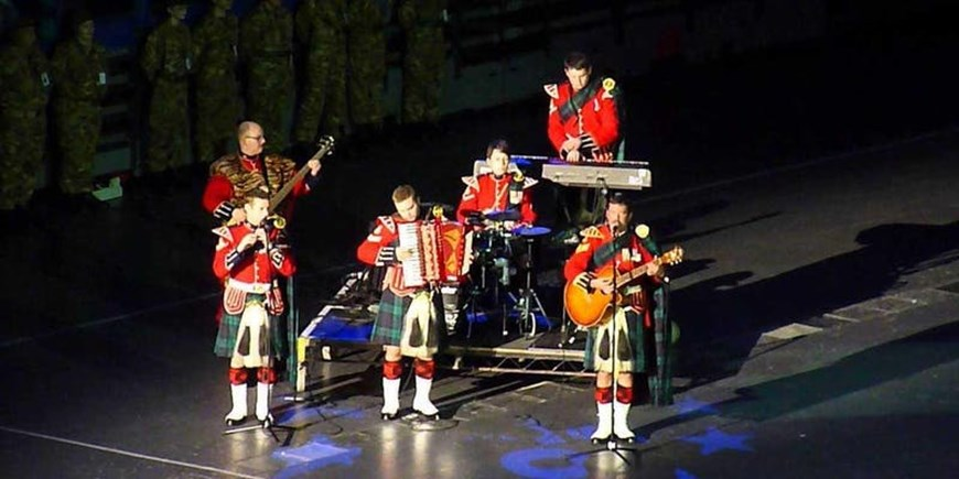 Ceilidh Band of The Royal Regiment of Scotland