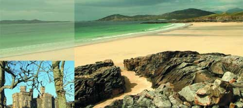 Traigh Iar on West Harris